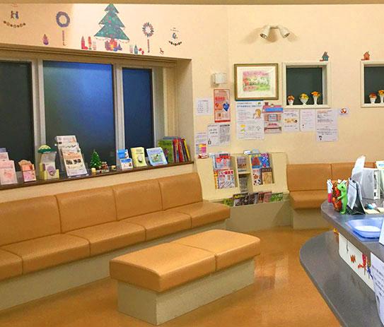 小田医院季節写真
